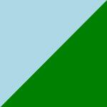 Žydra / žalia